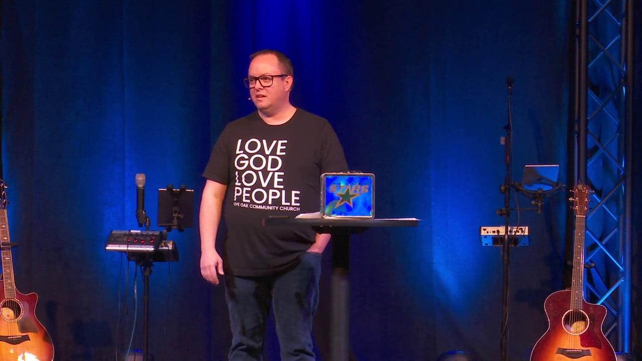 Family Sunday: Faith in a Lunchbox