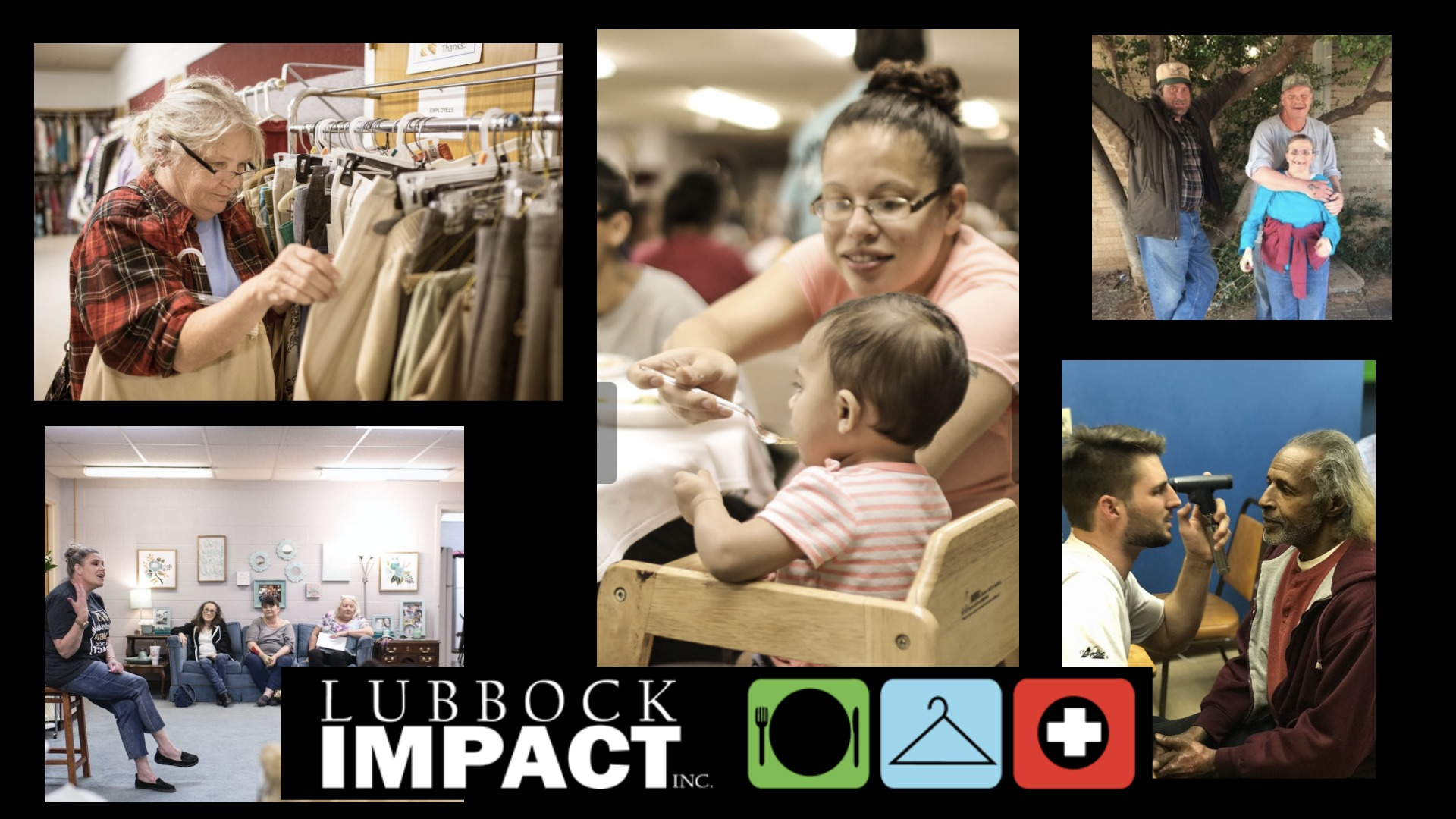 Serve at Lubbock Impact