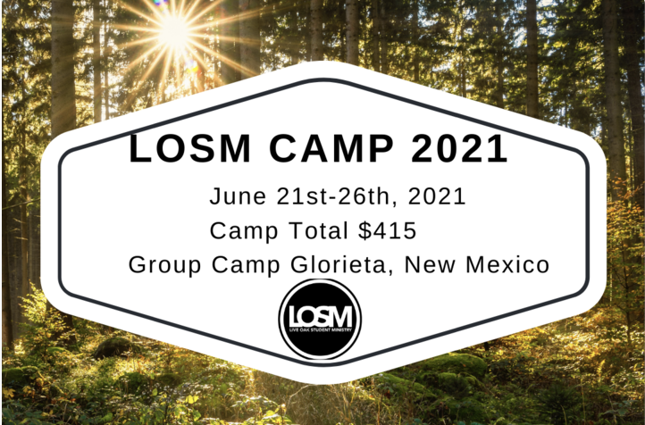 LOSM CAMP Registration